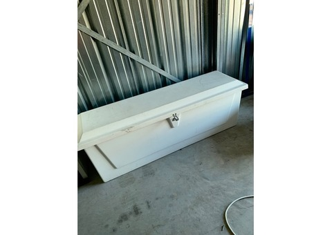 Boat locker. 6 feet