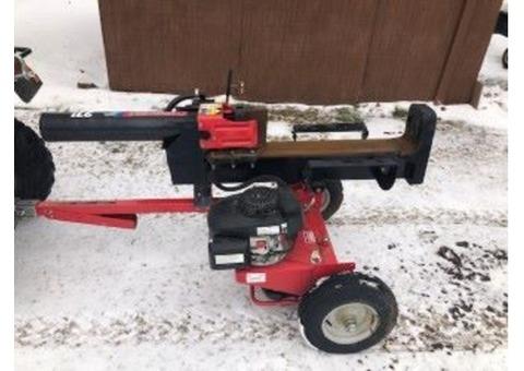 27 Ton Log Splitter