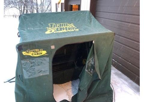 Otter portable Fish House